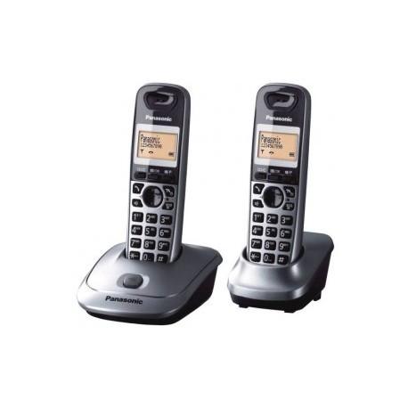 Panasonic KX-TG 2512 szary