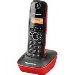 Panasonic KX-TG 1611 czerwony