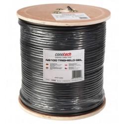 Kabel koncentryczny NS100 Gel, Cu, 300m