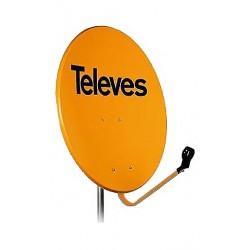 Antena SAT TELEVES 80 cm-pomarańczowa- 790120